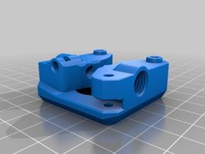 Bondtech Mini Bowden Extruder with added PC10 Fitting