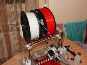 Spool holder for Mendel90