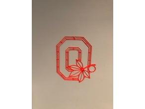 Block O stencil