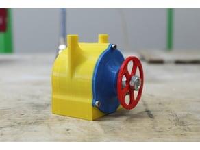 Tesla Turbine - 3D Printable