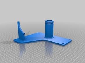 FT-6 Internal Mount Single Extruder Spool Holder