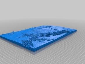 3DBL1 Landform parts 16