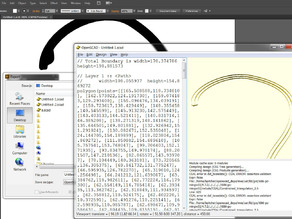 Export OpenSCAD paths from Adobe Illustrator CS6