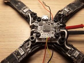 Piko BLX Adapter TPU 30,5X30,5mm For  Micro Flight Controler 20x20mm - Furious FPV