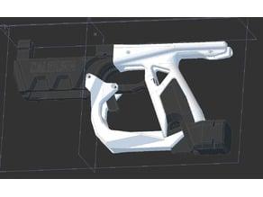 Caliburn - Knuckleduster Handguard