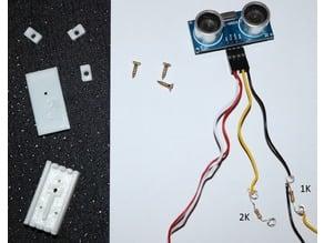 HCSR04 5V to 3.3V Converter