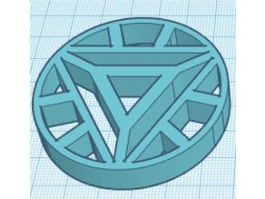 Iron Man Arc Reactor