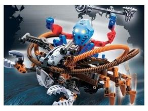 Bionicle Matoran for Tabletop Gaming