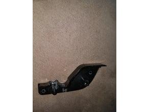 Skoda Fabia 2 (2008) rear shelf clip version 2 (5j6 867 378b R2)
