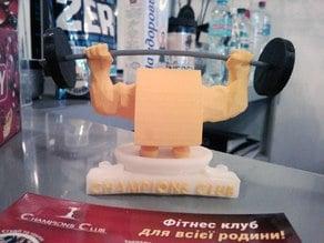 Cube - Hulk