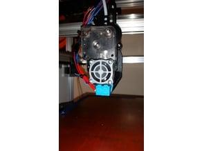 E3D V6 Crosshair Fan Cover