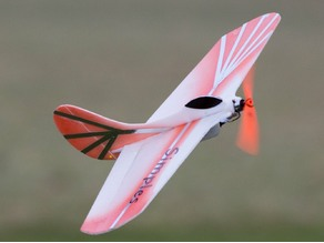 'Simples' indoor flying wing parts