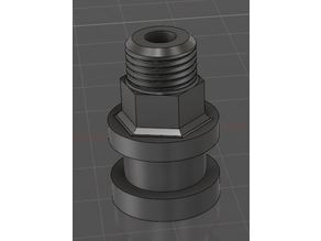 MK8 Greg's Wade Extruder Adapter