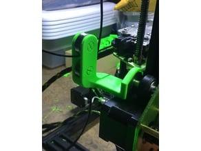 Tevo Tornado Roller Bearing Filament Guide