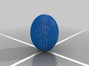 Voronoi Egg