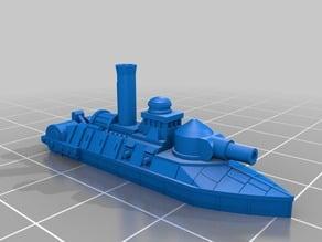 Shorty Coastal Watcher Patrol Boat