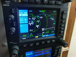 Garmin GNS 530 - Flight Simulator Hardware Interface