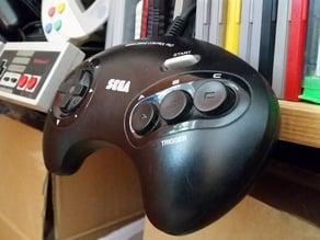 Controller Holder | Sega Mega Drive (3-Button-Controller)
