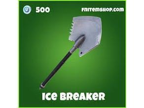 ICE BREAKER fortnite