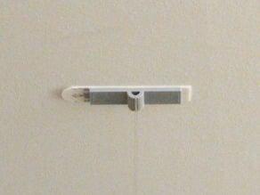 Adhesive Ceiling Loop Mount