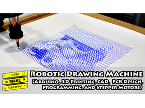Robotic Drawing Machine