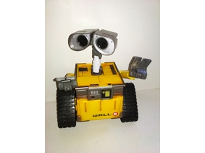 wall-e toy neck/head mount  replacement