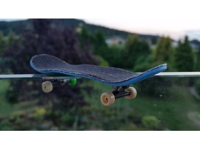 Professional Fingerboard Deck