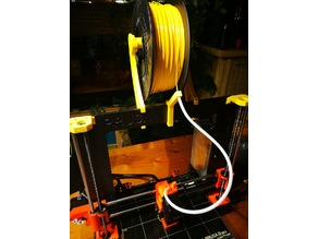Reverse Bowden for Prusa i3 MK2