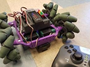 MecanumBot - VEX Robotics Chassis