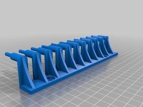 Laboratory 4mm Accessories Holder