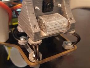 Vibration Dampening Raspberry Pi Camera Mount