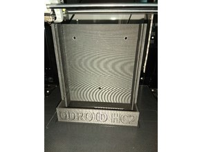 odroid HC2 wall mount