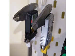 Ikea Skadis Small Profile Caliper Holder