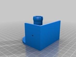 My Customized solder spool holder
