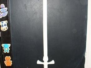 life sized sword