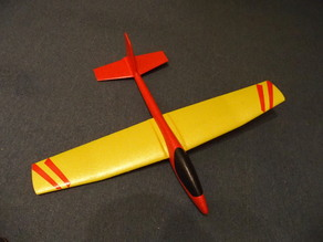 Lidl Glider RC conversion set