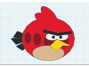 Angry Birds: Red 2d