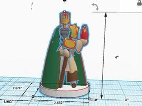 Dwarf Figurine