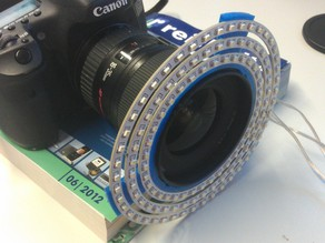 LED Ring Light (Canon)