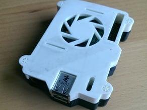 Raspberry Pi Aperture Case