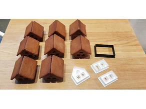 Ginger bread house cookie cutter