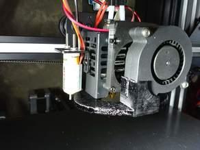 A20M 5015 fan duct