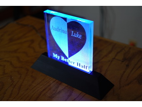 RGB stand for Engraved Glass