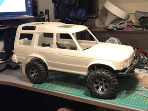 Land Rover Discovery 2 (axial scx10 etc.)