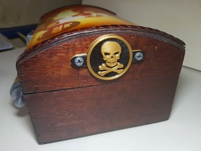 Piratenkiste, Lock-Box