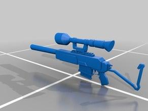Fortnite Semi Auto Sniper