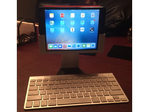 iPad Mini 2/3 Monitor Riser