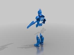 BatMan Armour/ Model