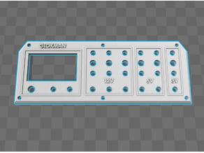 panel for lab atx