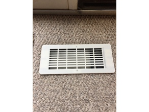 Flair Vent Cover 4x10